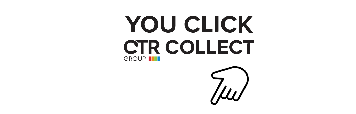 CTR Click and Collect logo